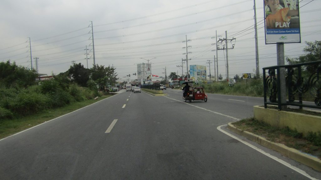 New roads connect the province of Cavite with Laguna
